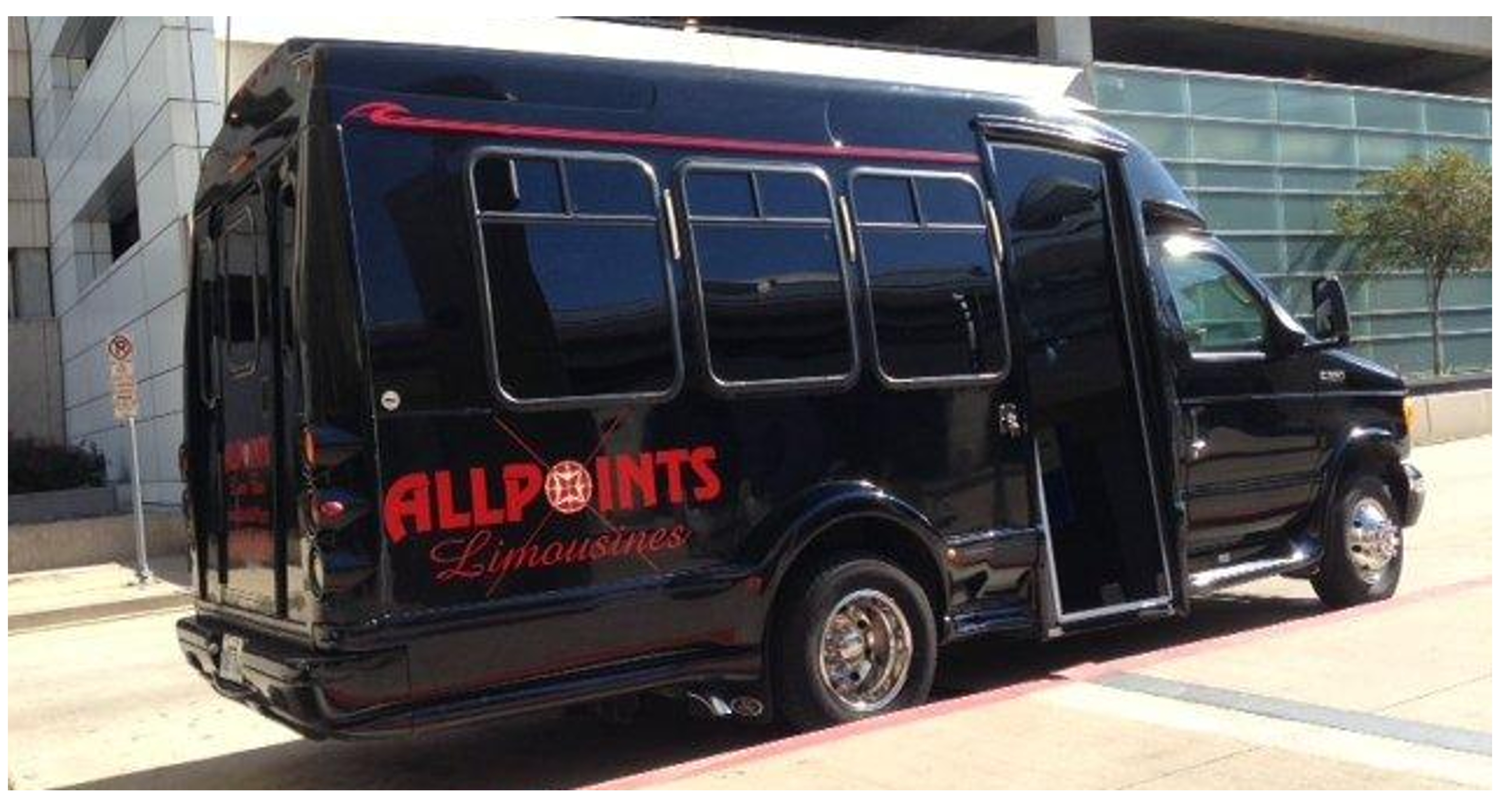 Our Executive Van/Limo Bus